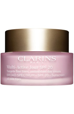 Дневной гель Multi-Active для всех типов кожи Clarins   Фото №1