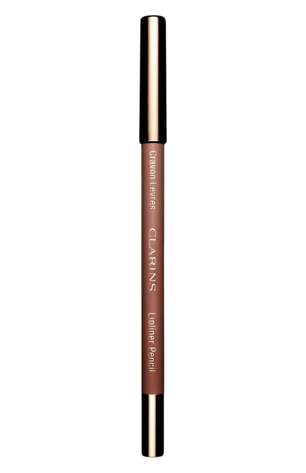 Карандаш для губ crayon levres, оттенок, оттенок 01 CLARINS бесцветного цвета, арт. 4422510   Фото 1 (Статус проверки: Проверена категория)