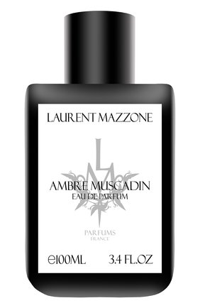 Парфюмерная вода Ambre Muscadin LM Parfums | Фото №1