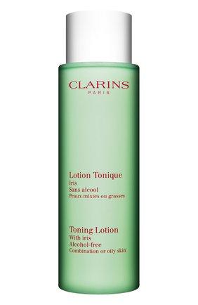 Женский лосьон тонизирующий для комбинированной и жирной кожи CLARINS бесцветного цвета, арт. 80006340 | Фото 1