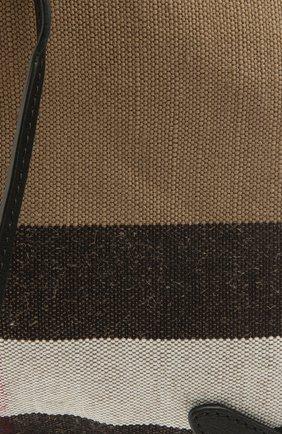 Рюкзак Chiltern из клетчатого текстиля с кожаной отделкой | Фото №6