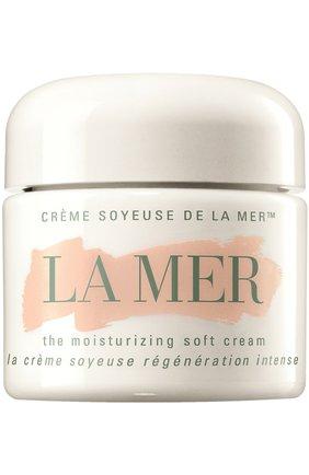 Женское легкий увлажняющий крем для лица LA MER бесцветного цвета, арт. 2WHL-01 | Фото 1