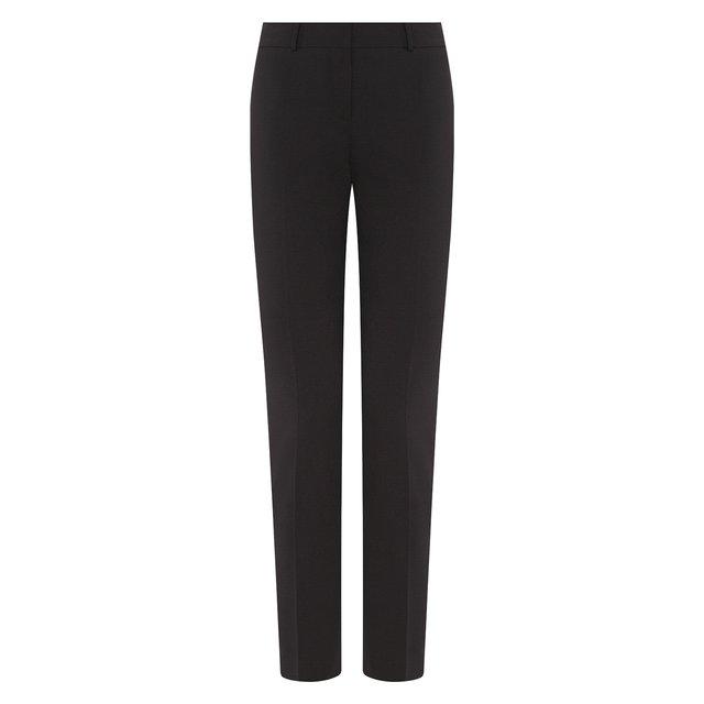 Шерстяные брюки BOSS — Шерстяные брюки