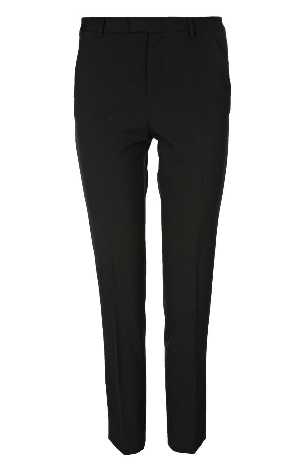 Прямые брюки со стрелками | Фото №1
