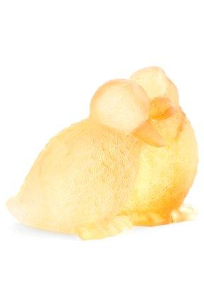 Мужского скульптура ducklings DAUM бесцветного цвета, арт. 02484 | Фото 3