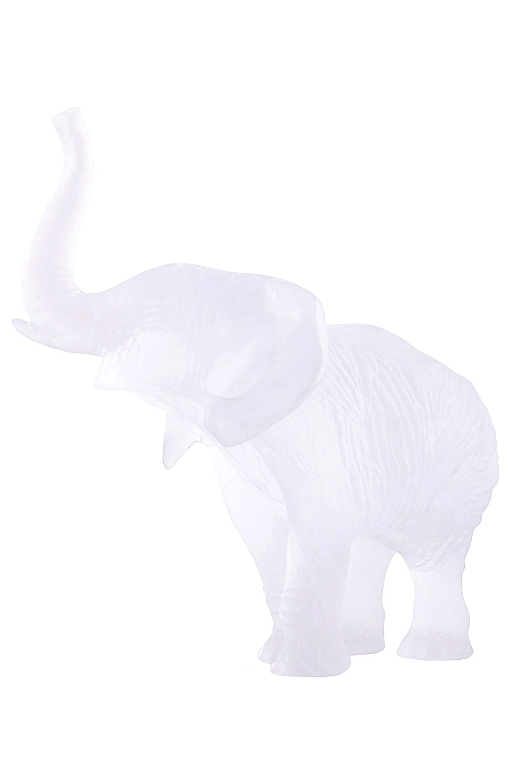 Мужского скульптура elephant DAUM прозрачного цвета, арт. 03239-3 | Фото 2