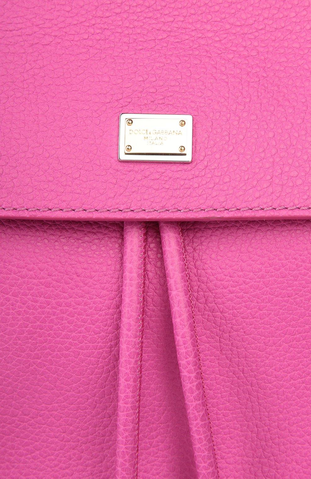 Кожаный рюкзак с клапаном Sicily Backpack | Фото №6