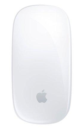 Мышь apple magic mouse 2 APPLE  белого цвета, арт. MLA02ZM/A | Фото 1