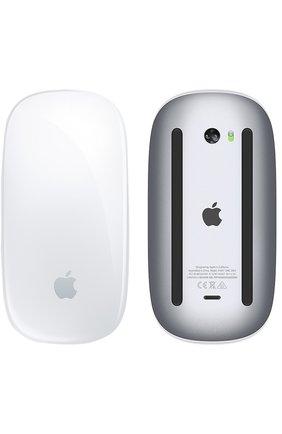 Мышь apple magic mouse 2 APPLE  белого цвета, арт. MLA02ZM/A | Фото 2