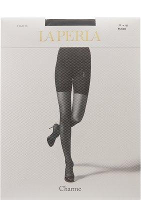 Черные капроновые колготки | Фото №1