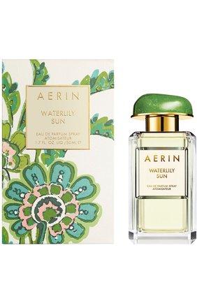 Женский парфюмерная вода aerin waterlily sun ESTÉE LAUDER бесцветного цвета, арт. R13E-01 | Фото 2