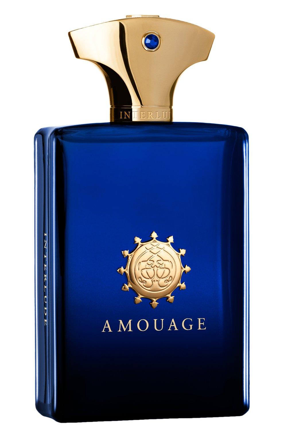 Мужской парфюмерная вода interlude man AMOUAGE бесцветного цвета, арт. 31592 | Фото 1 (Статус проверки: Проверена категория; Ограничения доставки: flammable)
