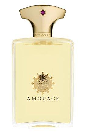 Мужской парфюмерная вода beloved AMOUAGE бесцветного цвета, арт. 36002 | Фото 1