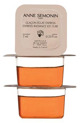 Женское кубики льда для мгновенного сияния кожи (8 штук) ANNE SEMONIN бесцветного цвета, арт. 3700084614649 | Фото 1