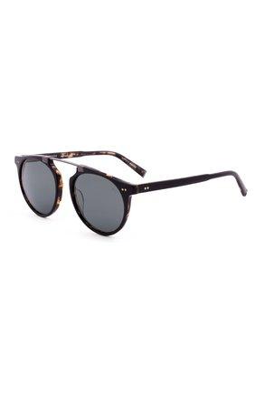 Женские солнцезащитные очки JOHN VARVATOS черного цвета, арт. V602 UF BLK/T0RT   Фото 2