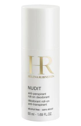 Женский роликовый дезодорант nudit deo roll on HELENA RUBINSTEIN бесцветного цвета, арт. 3605520870941 | Фото 1