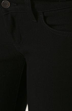 Укороченные джинсы-скинни | Фото №5