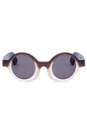 Солнцезащитные очки Kub0raum коричневые   Фото №1