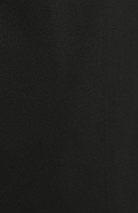 Шерстяные зауженные брюки   Фото №5