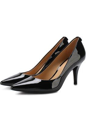 Лаковые туфли Flex на шпильке | Фото №1
