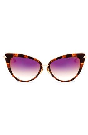 Солнцезащитные очки Dita фиолетовые | Фото №1