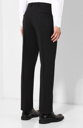 Шерстяной костюм Dolce & Gabbana черный | Фото №5