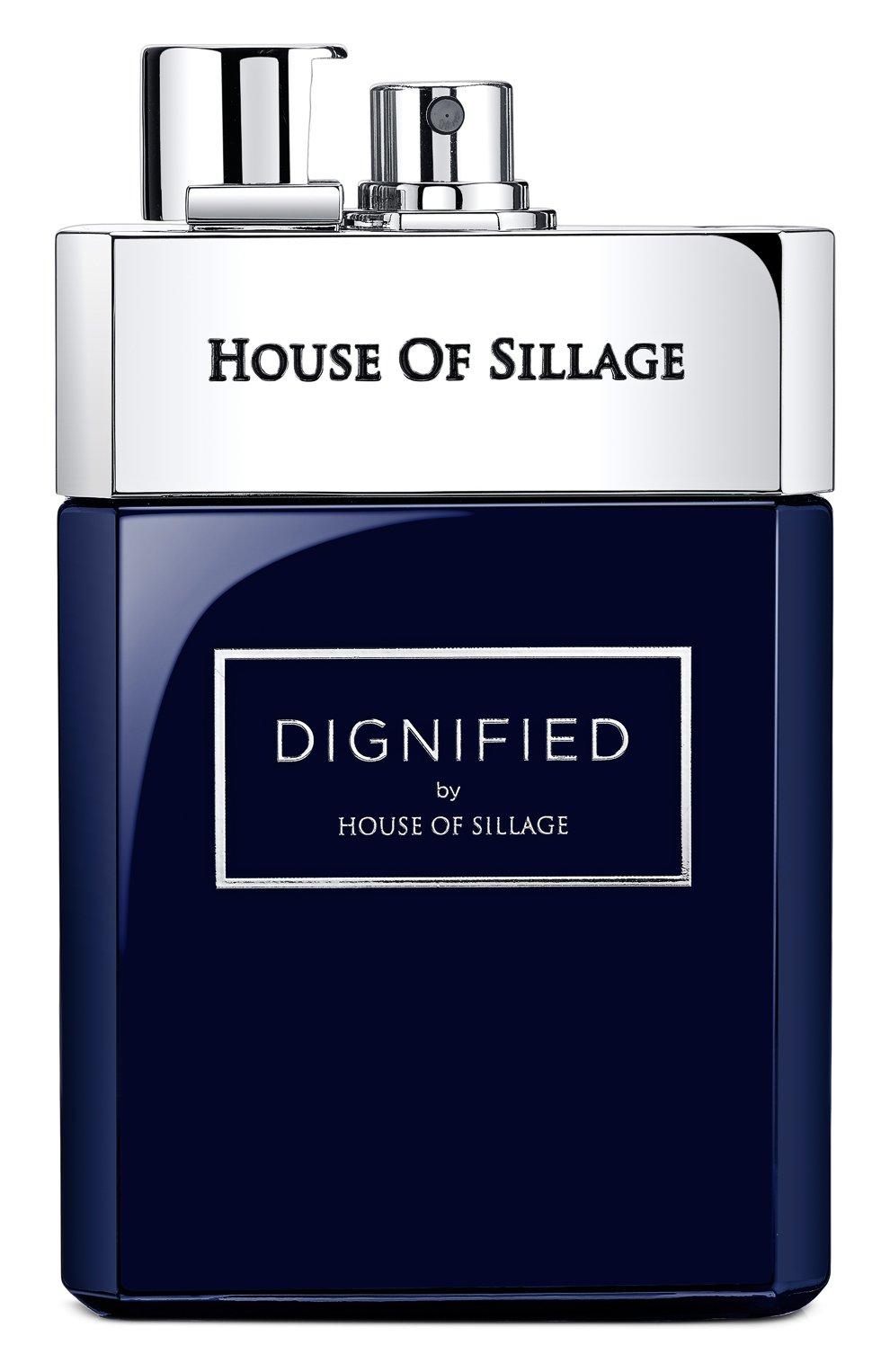Мужской парфюмированная вода dignified HOUSE OF SILLAGE бесцветного цвета, арт. 857956003643   Фото 2
