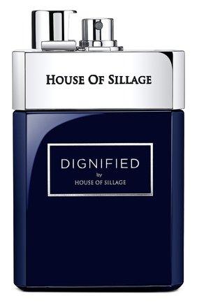 Мужской парфюмированная вода dignified HOUSE OF SILLAGE бесцветного цвета, арт. 857956003643 | Фото 2