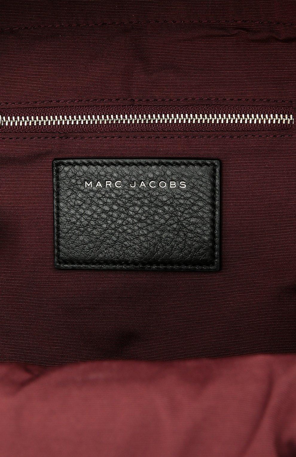 Кожаный рюкзак Recruit с металлическими шипами   Фото №3