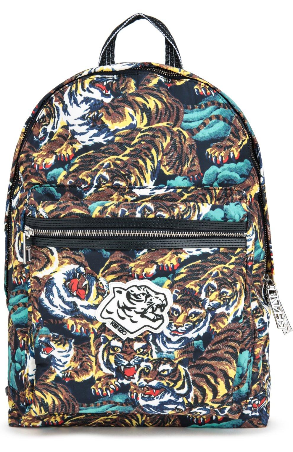 Рюкзак Flying Tiger с принтом | Фото №1