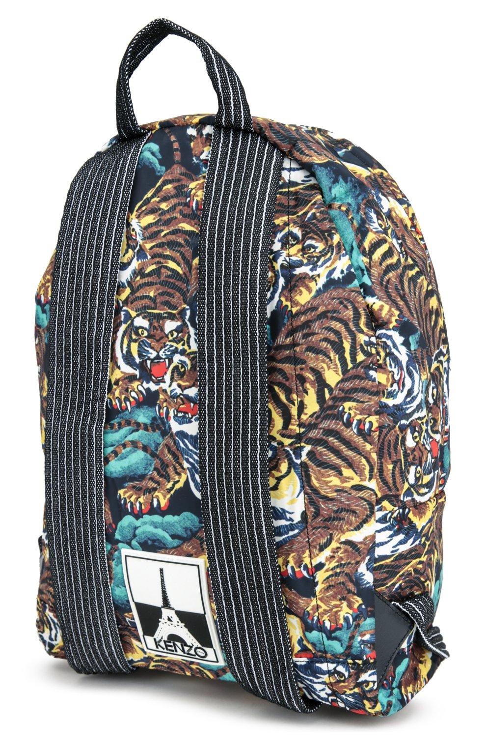 Рюкзак Flying Tiger с принтом | Фото №2