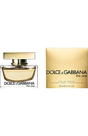 Женский парфюмерная вода the one DOLCE & GABBANA бесцветного цвета, арт. 737052020808 | Фото 1