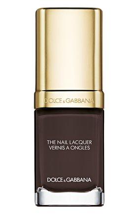 Лак для ногтей 155 Chocolate Dolce & Gabbana | Фото №1