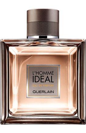 Мужской парфюмерная вода l'homme ideal  GUERLAIN бесцветного цвета, арт. G030311 | Фото 1