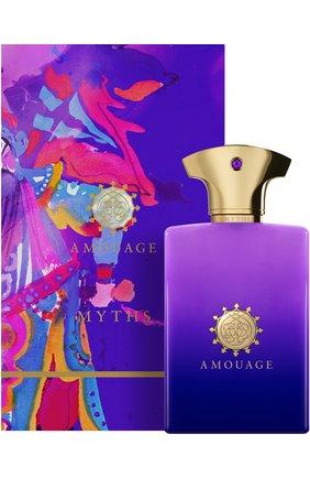 Мужской парфюмерная вода myth man AMOUAGE бесцветного цвета, арт. 31891 | Фото 1