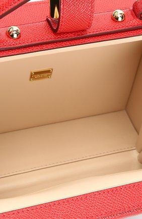 Сумка Dolce Box с аппликацией DG Family   Фото №3