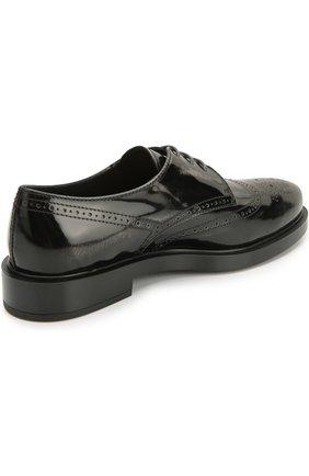 Кожаные ботинки Gomma с перфорацией | Фото №4