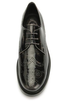 Кожаные ботинки Gomma с перфорацией | Фото №5
