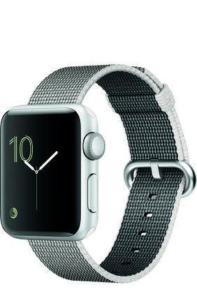 Apple Watch Series 2 38mm Silver Aluminum Case   Фото №1