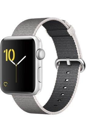 Apple Watch Series 2 42mm Silver Aluminum Case   Фото №1