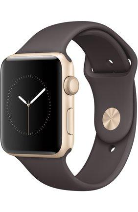 Apple Watch Series 2 42mm Gold Aluminum Case   Фото №1