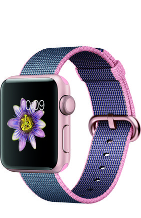 Apple Watch Series 2 38mm Rose Gold Aluminum Case   Фото №1