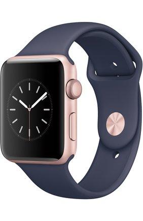 Apple Watch Series 2 42mm Rose Gold Aluminum Case   Фото №1