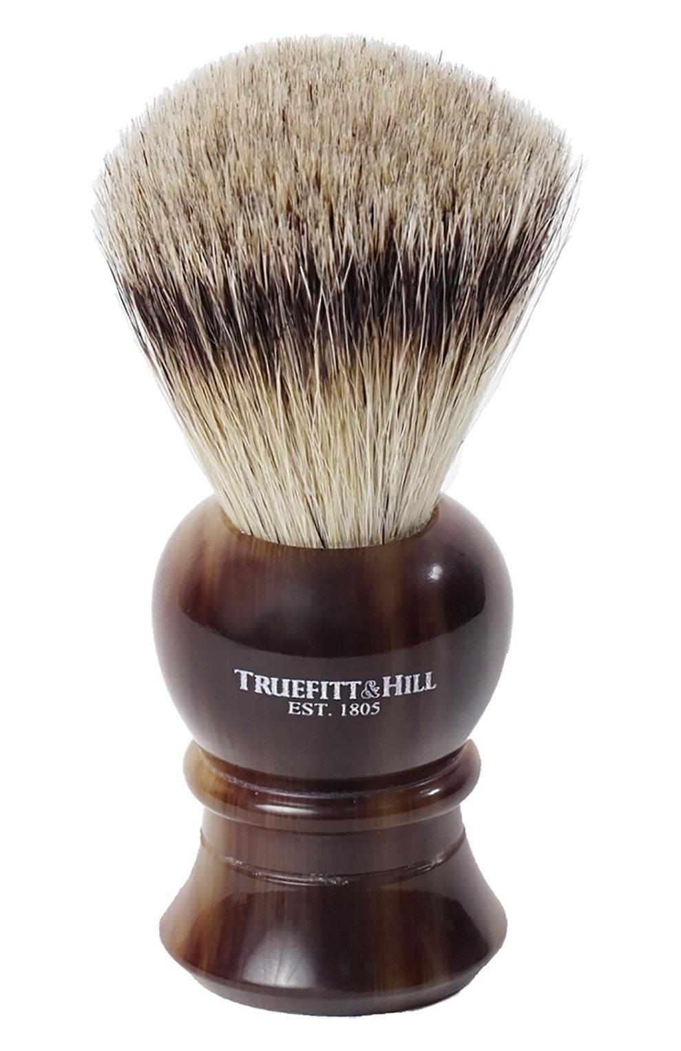 Мужская помазок regency TRUEFITT&HILL бесцветного цвета, арт. 181 | Фото 1