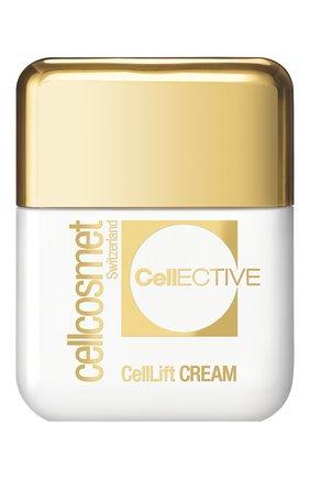 Женское клеточный крем-лифтинг celllift cellective CELLCOSMET&CELLMEN бесцветного цвета, арт. 2114_1501 | Фото 1