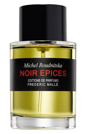 Парфюмерная вода Noir Epices Frederic Malle | Фото №1