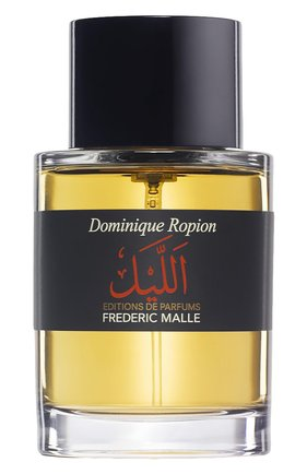 Женский парфюмерная вода the night FREDERIC MALLE бесцветного цвета, арт. 3700135000360 | Фото 1