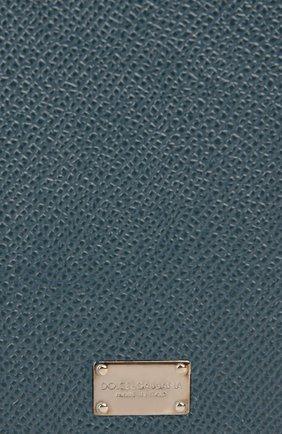 Кожаный чехол для iPhone 6/6S Dolce & Gabbana    Фото №3