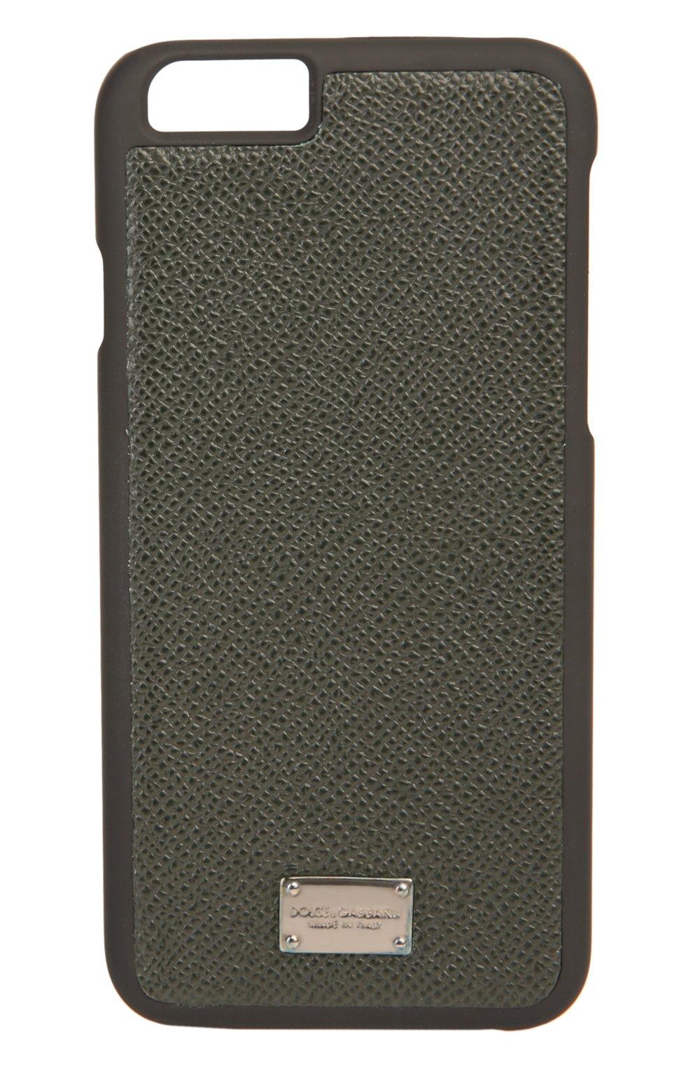 Кожаный чехол для iPhone 6/6S   Фото №1