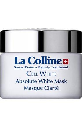 Отбеливающая маска для лица Absolute White Mask | Фото №1